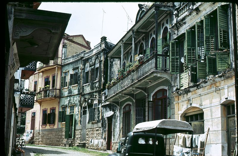 Old Portuguese Houses